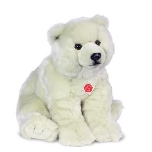 Teddy Hermann 915300 Eisbär sitzend 50 cm