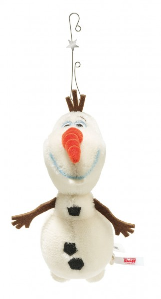 Steiff 355141 Disney Frozen Olaf Ornament 16 cm