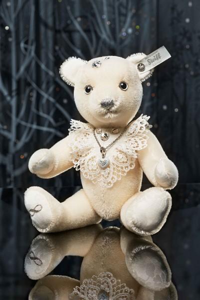 Steiff 034251 Braut Teddybär 26 cm
