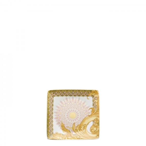 Rosenthal Versace Les reves Byzantins Schälchen 12 cm quadr. flach