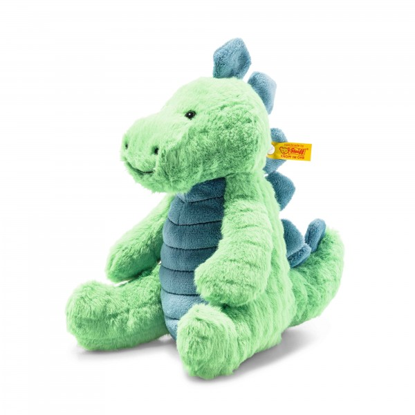 Steiff 087813 Soft Cuddly Friends Spott Stegosaurus 28 cm