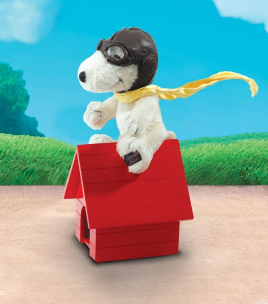 Snoopy Flying Ace 20 cm by Cooperstown Bears