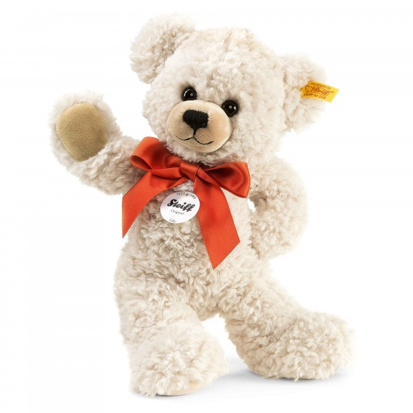 Steiff 111556 Lilly Schlenker-Teddybär creme 28 cm