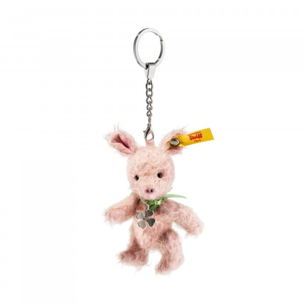 Steiff 040320 Anhänger Tiny Schwein rosa 10 cm