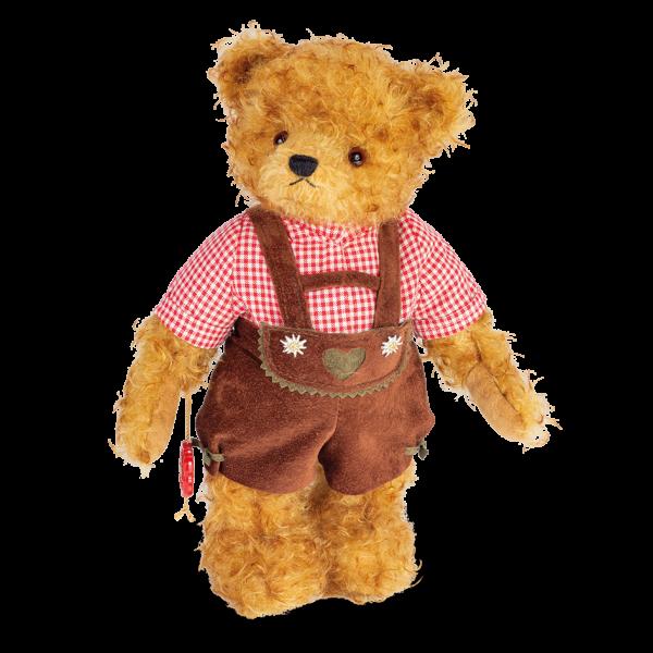Teddy Hermann 172765 Teddybär Salzburg Bär 28 cm