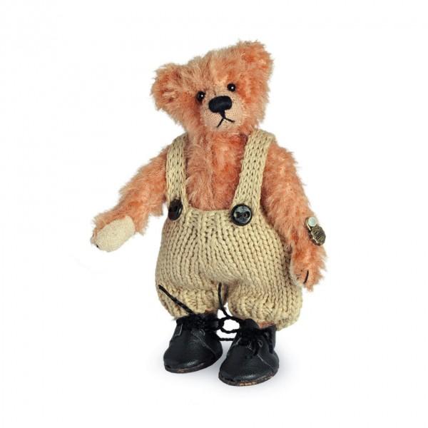 Teddy Hermann 150855 Teddybär Klausi 10 cm