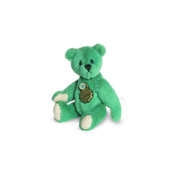 Teddy Hermann 157601 Teddy türkis Miniatur 5 cm