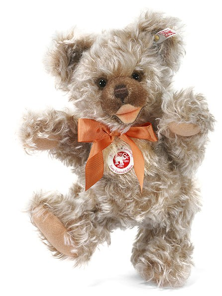 Steiff 036903 Jubiläums Zotty Teddybär Mohair 28 cm