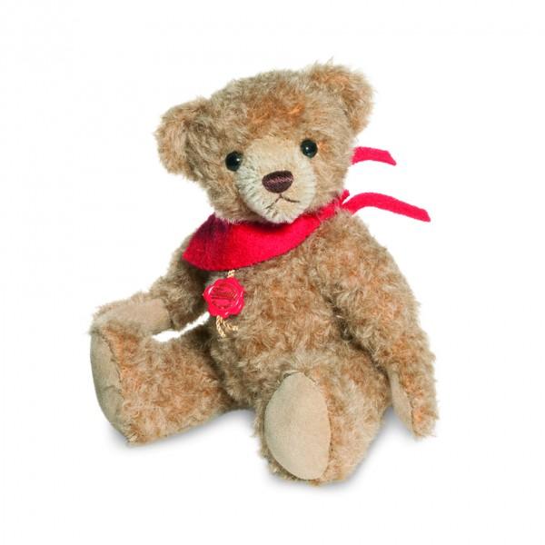 Teddy Hermann 121367 Teddybär Fussel Mohair 22 cm