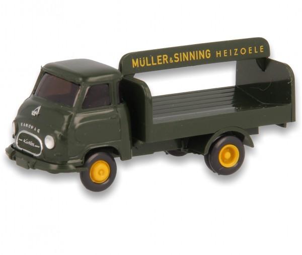 Wiking Hanomag Kurier Müller & Sinning