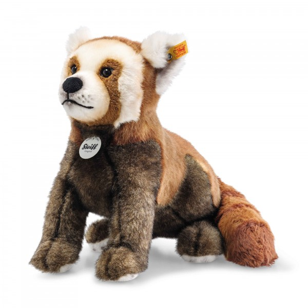 Steiff 024443 National Geographic Bendi Roter Panda 30 cm