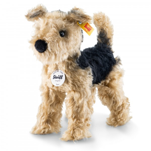 Steiff 033735 Terri Welsh-Terrier 26 cm