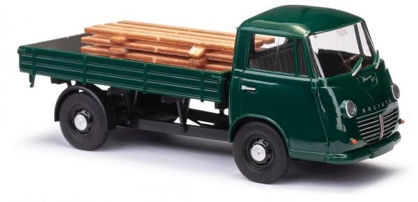 Dreika Goliath 94203 Express Pritsche + Holzstapel