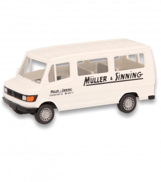 Wiking Mercedes-Benz 207 D Bus Müller & Sinning