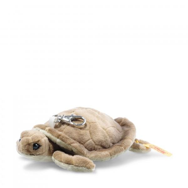 Steiff 024399 National Geographic Anhänger Schildkröte 12 cm