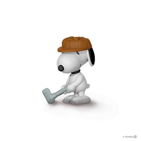 Schleich 22077 Golfer Snoopy