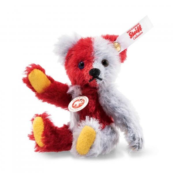 Steiff 006791 Harlekin Mini Teddybär 10 cm