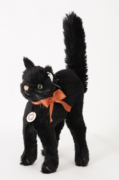 Steiff 682513 Scary Cat Mohair 31 cm