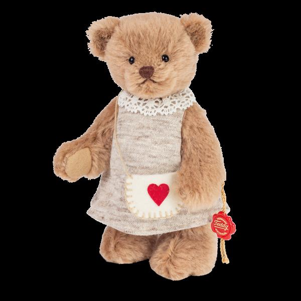 Teddy Hermann 127147 Teddybär Alice 18 cm
