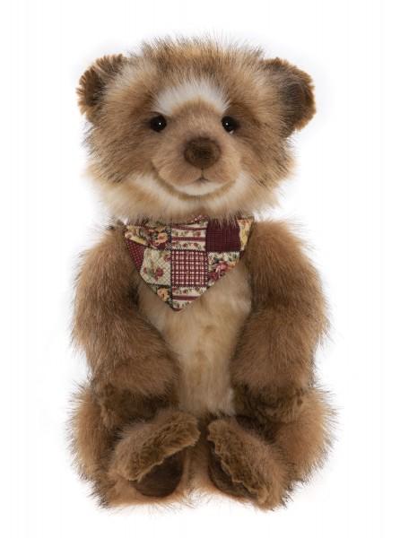 Charlie Bears Rockpile 39 cm