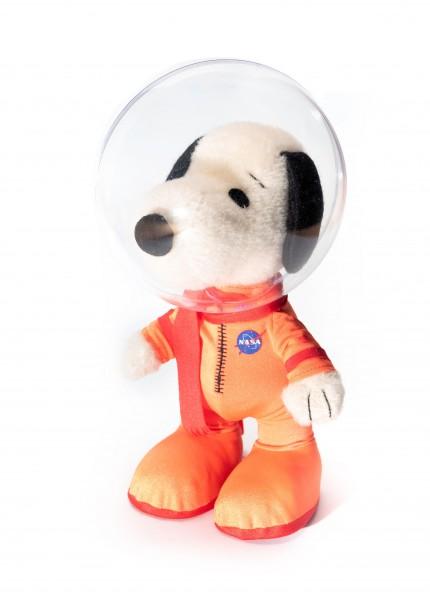 Teddy Hermann 100591 NASA Snoopy Astronaut 23 cm