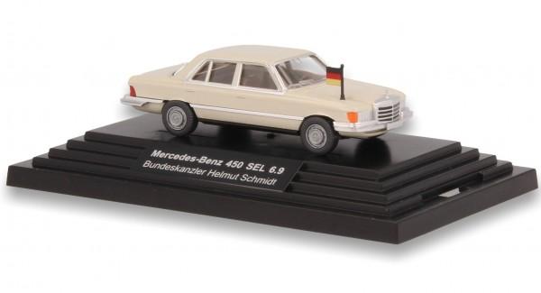 """Wiking Mercedes-Benz 450 SEL 6.9 """"Helmut Schmidt"""""""