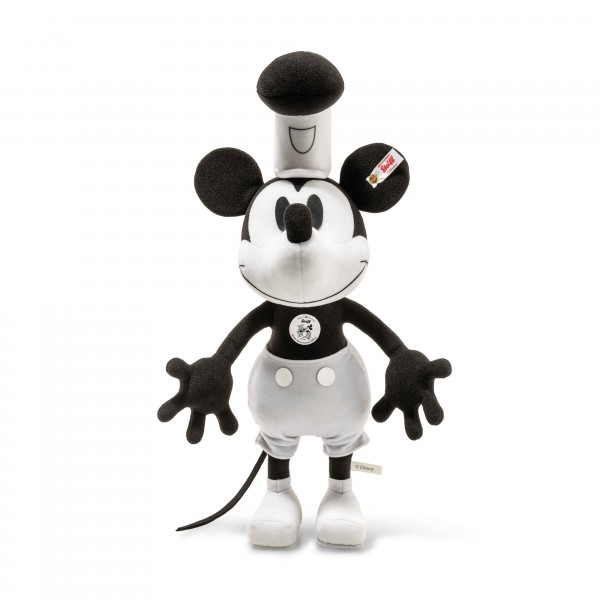 Steiff 354458 Disney Steamboat Willie – Mickey Mouse 35 cm